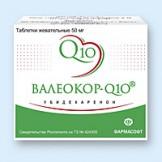 Валеокор-Q10 (Valeocor-Q10)